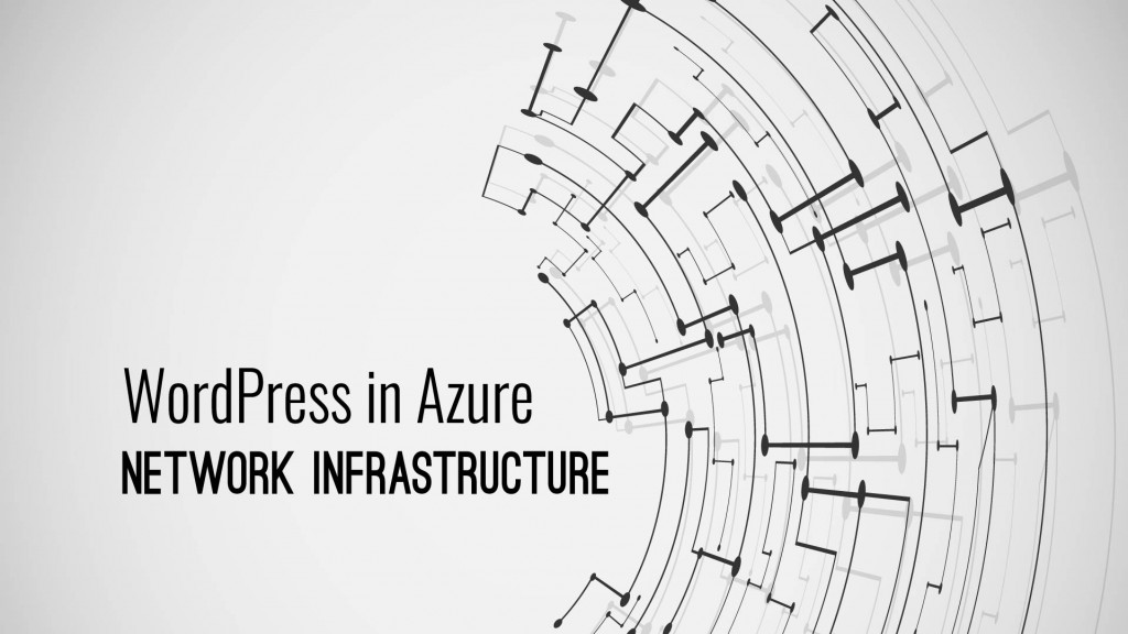 WordPress on Azure – Network infrastructure ( I )